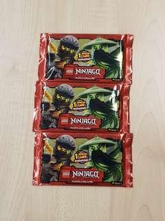BN Sealed Lego Ninjago Trading Cards Series 2