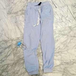 🚚 factorie baby blue sweatpants joggers