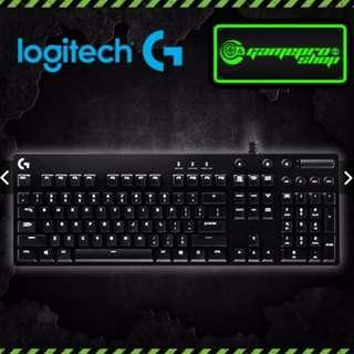 *FREE REGISTERED DELIVERY*Logitech G610 920-008005 Orion blue backlit Mechanical Gaming Keyboard