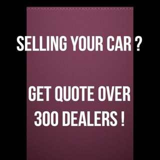 Sell Your Car At Higher Price !
