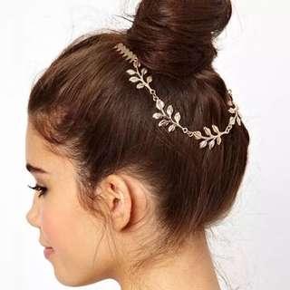 Lovisa Bohemian hair accessories Head Chain