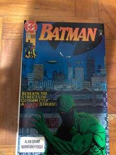 Batman #471 NOV 1991
