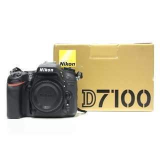 Nikon D7100 Body Only (SC: 9K+ )
