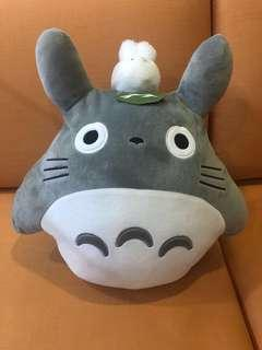 Totoro Plushie with Blanket Inside