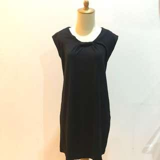 Magnolia Black Dress