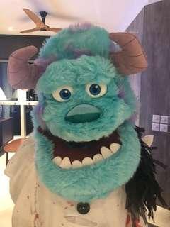 🚚 Halloween monsters inc James sullivan