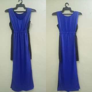Dark Blue Dress #3x100