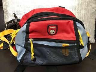 Timberland trek light sack waist pouch cum min bag