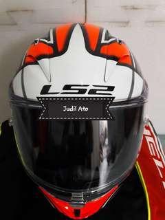 Helm LS2 FF323 Arrow R - Hector Barbera