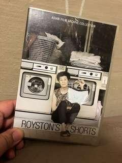 Royston Shorts DVD