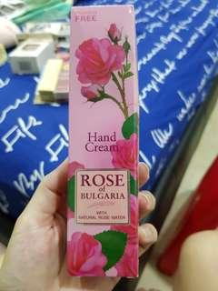 🚚 玫瑰護手霜