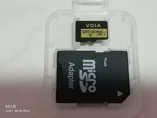 128gb Class 1 Micro SD Card