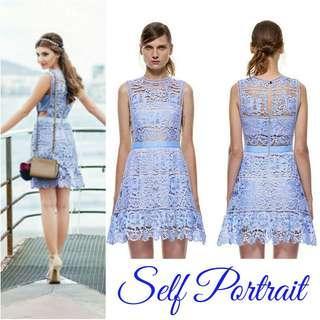 -Yunik- Authentic SELF PORTRAIT Dress