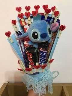 DIY Chocolate Bouquet