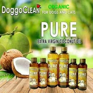 DoggoClean Pure Virgin Coconut Oil 110ml