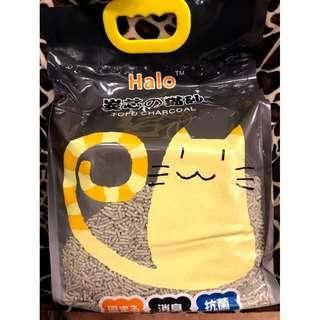 (3包原箱優惠)Halo 炭芯豆腐砂18L