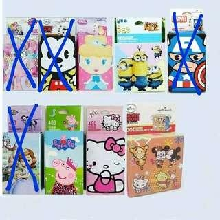 [FREE POSTAGE!] DISNEY HALLMARK Cute Autocollants Stickers (400 pieces)