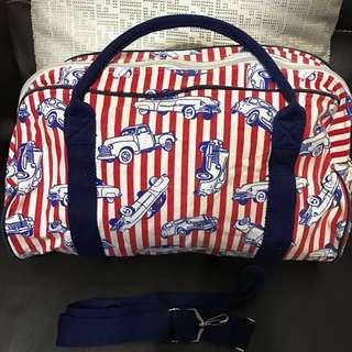 Retro vintage looking Travel Bag