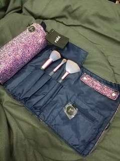 RUBY Make Up & Brush Kit Bag / Make up Pouch / Brush Pouch... SALE DEFECT!!!