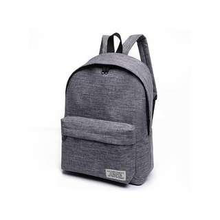 Simple Canvass Back Pack 13A0002