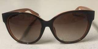 Brown womens sunglasses