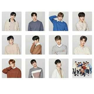 [ $2 PO ] WANNA ONE SPECTACLE CLOTH