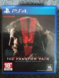 Metal Gear Solid 5: Phantom Pain