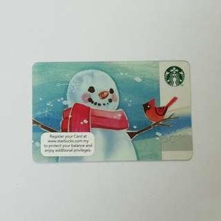 Starbucks Card #3x100