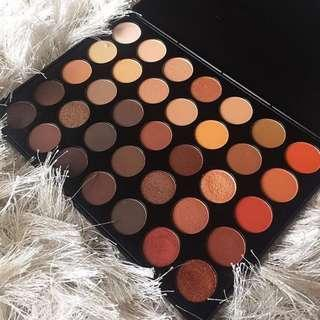 Morphe 35O 35 Color Nature Glow Palette