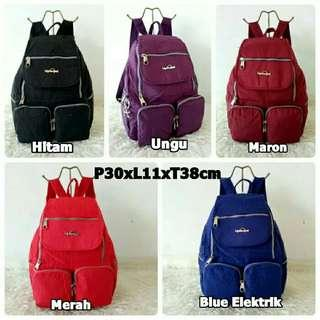 Tas Kanvas kipling Import high QUALITY