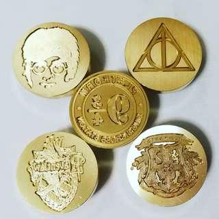 🚚 [In Stock] Harry Potter Wax Seal Stamp Heads