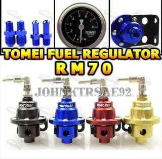 tomei fuel regulator