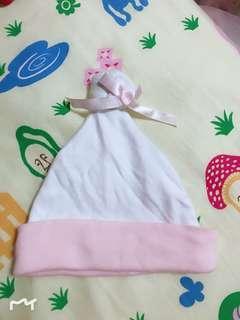 初生bb 嬰兒 帽 0-3個月 3-6個月