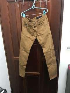 🚚 韓國修身色褲