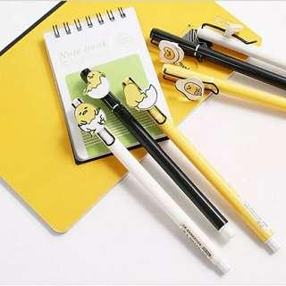 gudetama pen