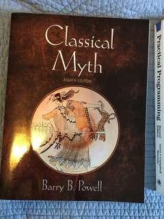 Classical myth 8th Ed CLA160