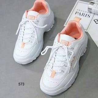 Sepatu Fila Distruptor II Premium