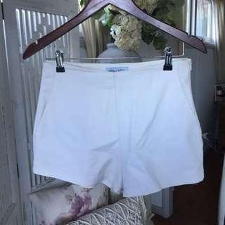 Zoo Clothing ✧ White Shorts