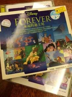 Disney Forever 28 Greatest Songs From Disney's Favorite Movies 2 CD Set #3x100 #UNDER90