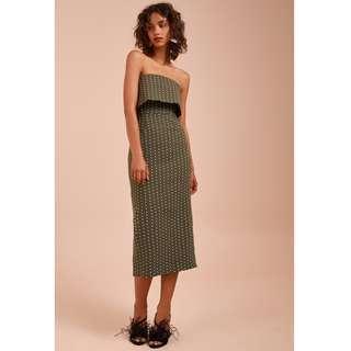 C/MEO Entice Midi Dress