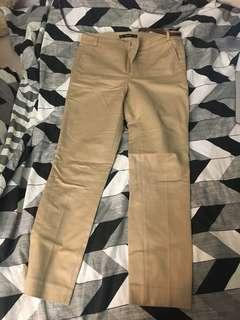Selling Beige Zara Dress pants size 4