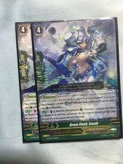 Cardfight vanguard G Royal Paladin 1st legend deck