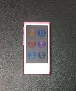 Ipod Nano 7th gen. 16gb