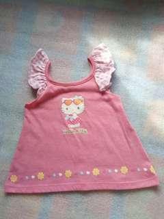 (L) Hello Kitty Top