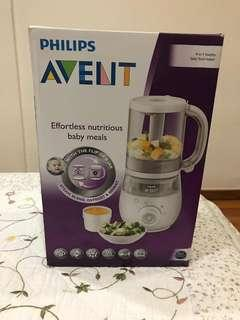 14261  Philips Avent 4-in-1 Healthy Baby Food Maker
