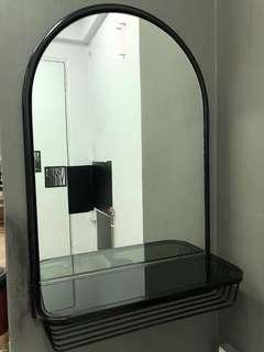Hair Dressing Table Standing/wall mount
