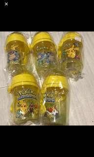 Pokemon Sales !! BPA Free Pokemon Straw Type Water Bottle 400ml