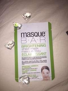 Brand New Mask