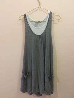 Knee dress (selutut)