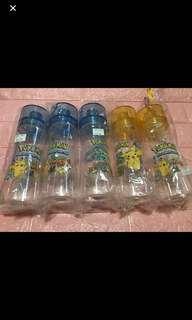 Pokemon's sales!! Non straw type 550ml pokemon bottles brand new